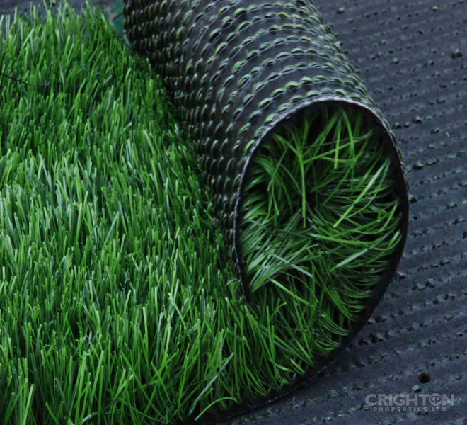 Infographic: Is Artificial Grass a Good Idea for your Cayman Home Garden? by Tammy Crighton-Buck