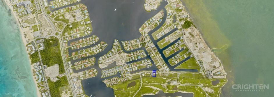 Crystal Harbour Canal / Golf Course Lot - Image 10
