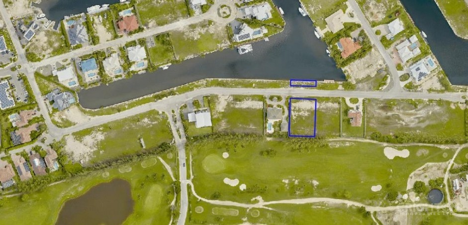 Crystal Harbour Canal / Golf Course Lot - Image 11