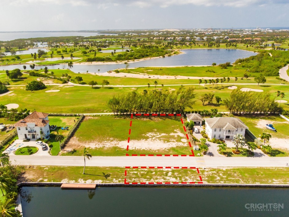 Crystal Harbour Canal / Golf Course Lot - Image 7