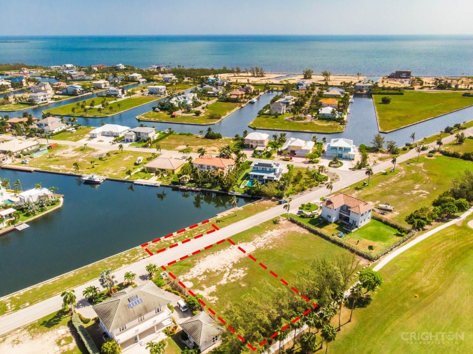 Crystal Harbour Canal / Golf Course Lot - Image 4