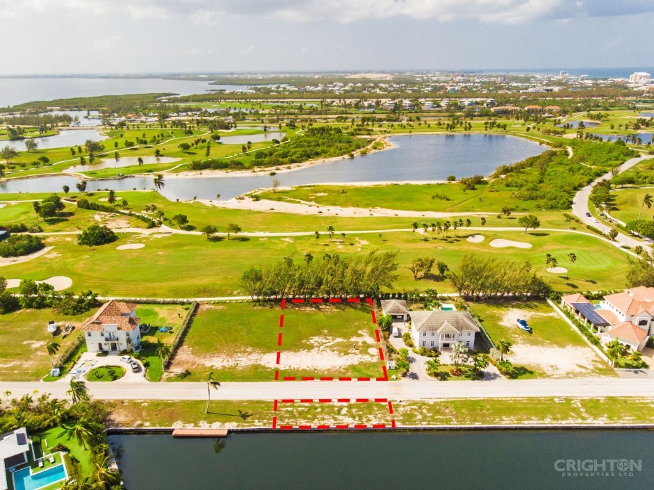 Crystal Harbour Canal / Golf Course Lot - Image 6
