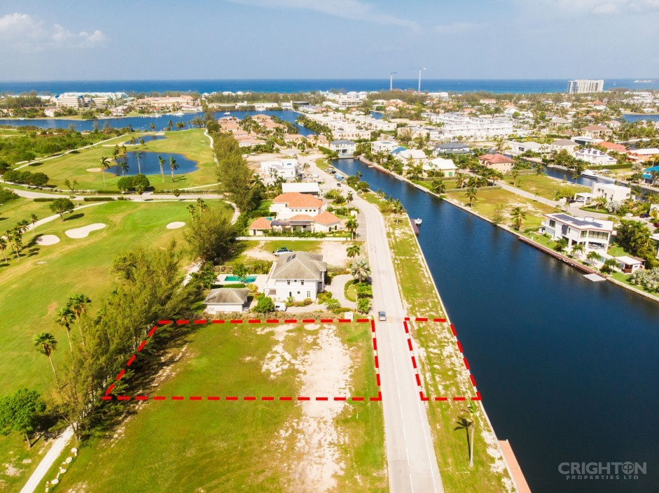Crystal Harbour Canal / Golf Course Lot - Image 2