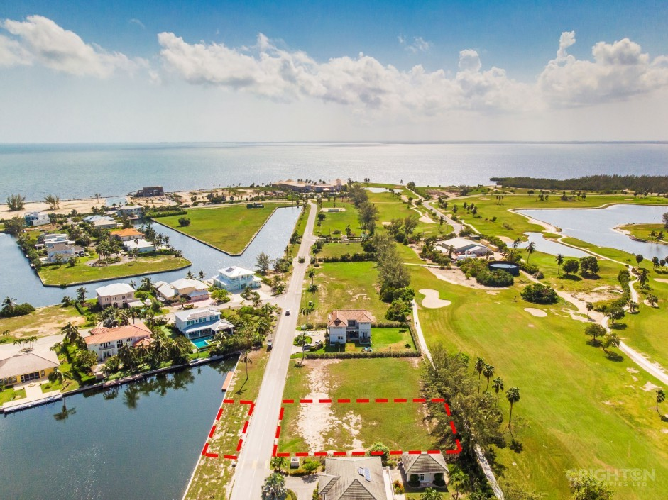 Crystal Harbour Canal / Golf Course Lot - Image 5