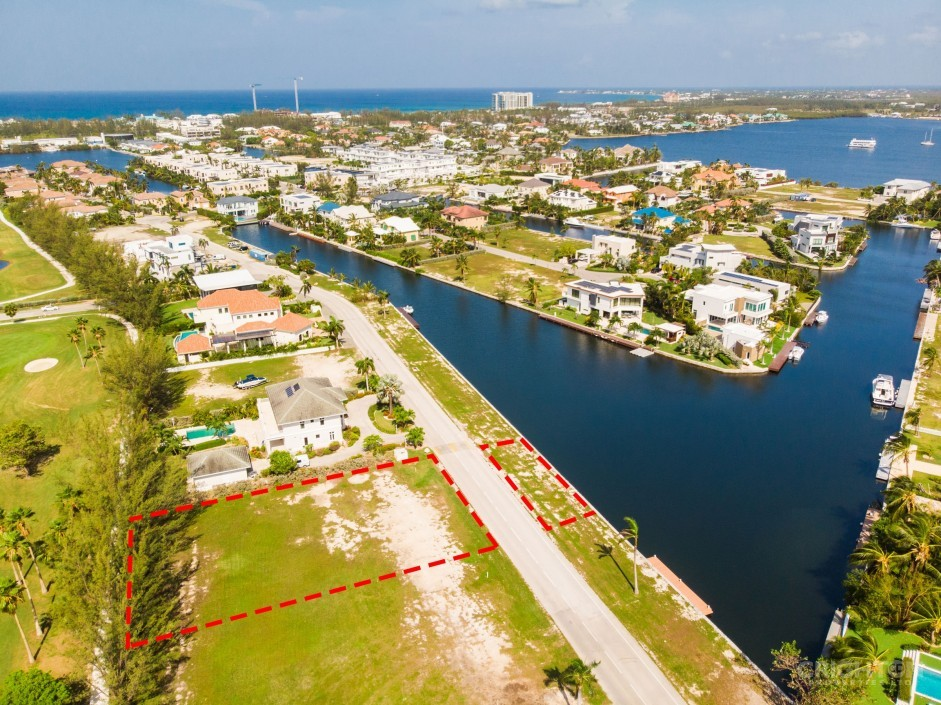 Crystal Harbour Canal / Golf Course Lot - Image 3