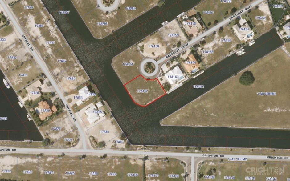 Crystal Harbour Canal Lot - Baccarat Quay - Image 1