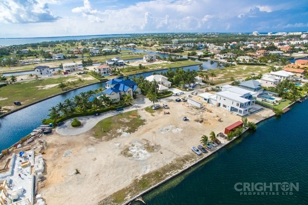 Crystal Harbour Water Front Lot - Image 6