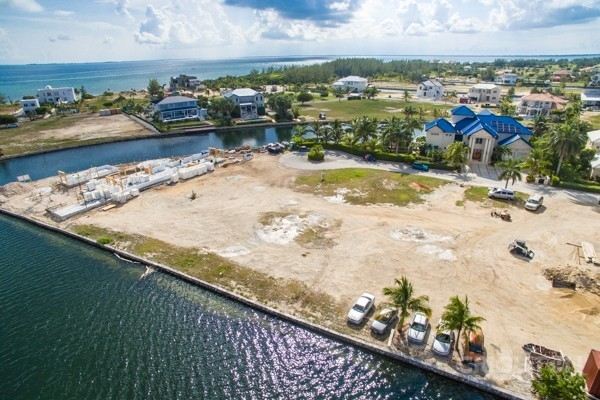 Crystal Harbour Water Front Lot - Image 5