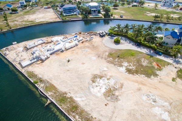 Crystal Harbour Water Front Lot - Image 8
