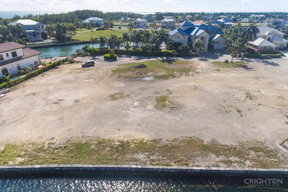 Crystal Harbour Waterfront Lot - Image 4