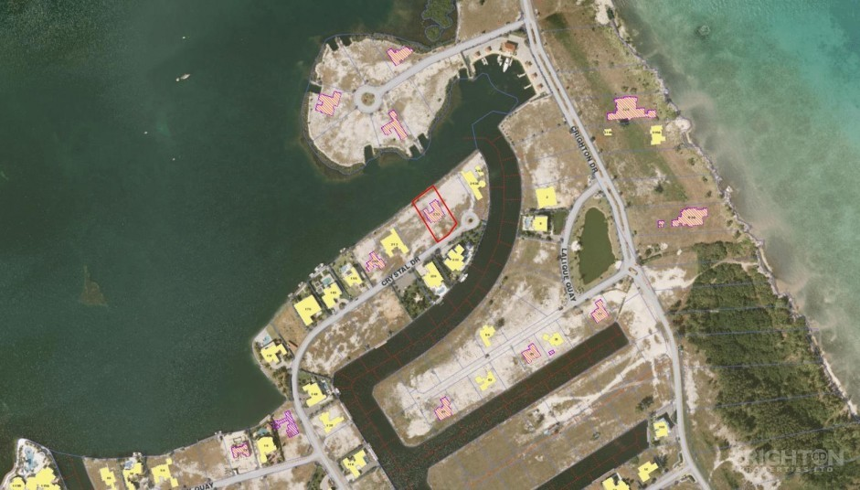 Crystal Harbour Waterfront Lot - Image 2