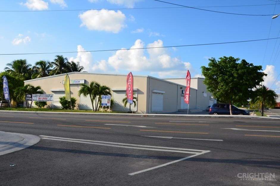 Godfrey Nixon Way Commercial Building