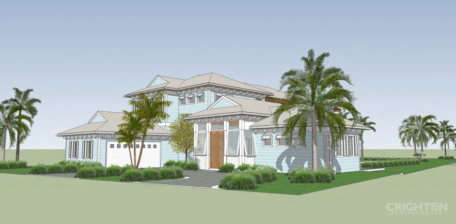 Lalique Pointe Canal Front Lot, Crystal Harbour - Image 4